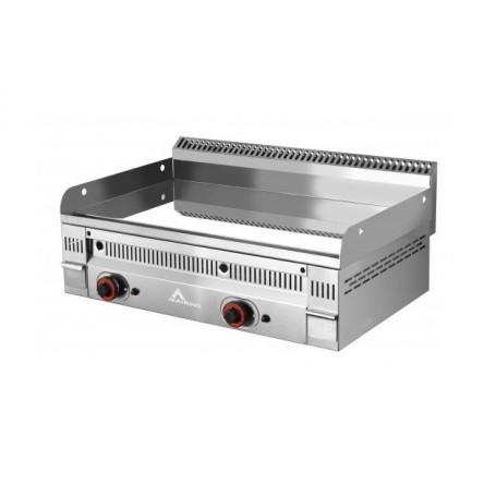 Plancha gaz chrome dur - PC90