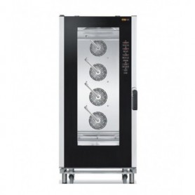 Four mixte Pâtissier - Convection air pulse - 16 niveaux 600 x 400 mm - PF1016FXO PI