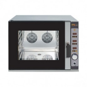 "FOUR PÂTISSIER A AIR PULSÉ DIGITAL ""BAKER' CHEF 4"" FOURINOX BC464DVE MATERIEL PATISSERIE"
