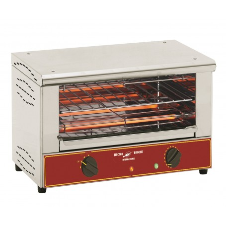 """Toaster infra-rouge professionnel """"BAR GRILL"""" 1 Niveau TO1000"""