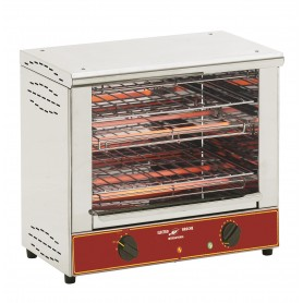 "Toaster infra-rouge professionnel ""BAR GRILL"" 2 Niveaux TO1001"