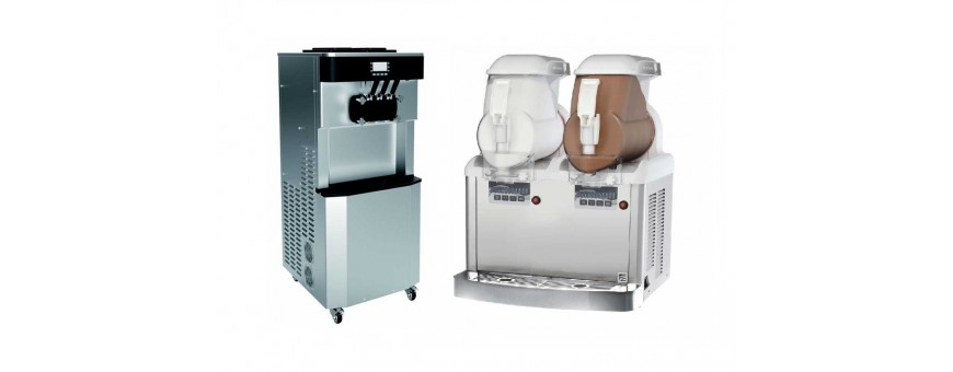 Machine a glace italienne professionnelle